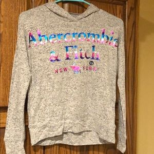 Girls long sleeve sweater